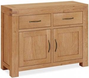 Corndell Sherwood Rustic Oak Small Sideboard