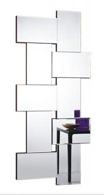 Deknudt Criss Cross Wall Mirror