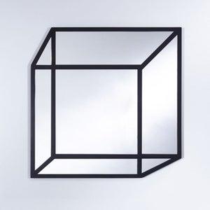 Deknudt Delusion 3D Box Wall Mirror