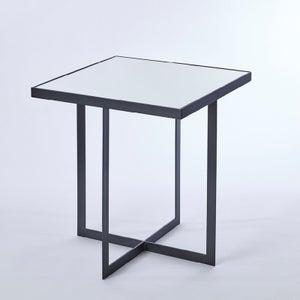 Deknudt Black Small Console Table