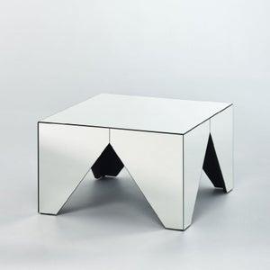 Deknudt Tavolino Mirrored Coffee Table