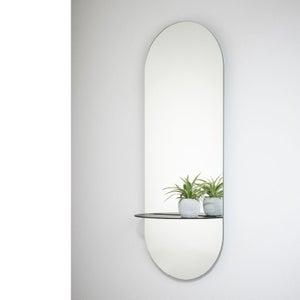 Deknudt Loop Oval Wall Mirror