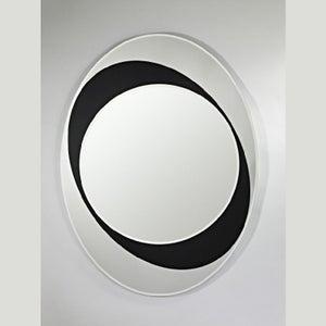 Deknudt Sphere Oval Wall Mirror