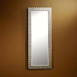 Deknudt Almeria Silver Hall Mirror