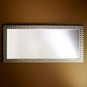 Deknudt Almeria Silver XL Hall Mirror