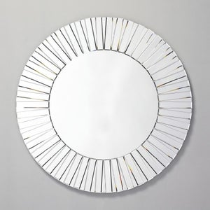 Deknudt Sunny Round Wall Mirror