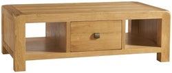 Avon Oak Storage Coffee Table