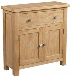 Dorset Oak Compact Sideboard