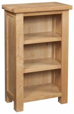 Dorset Oak Small Bookcase