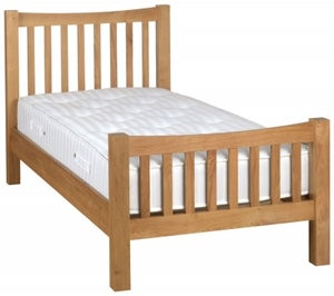 Dorset Oak Bed