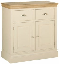 Lundy Painted 2 Door Small Sideboard
