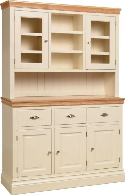 Lundy Painted Glazed Top Dresser