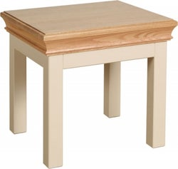 Lundy Painted Side Table