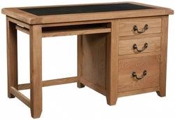 Somerset Oak Office Desk