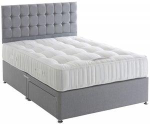 Dura Beds Balmoral 1000 Pocket Spring Platform Top Divan Bed