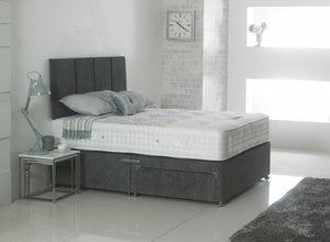 Dura Beds Stratus Luxury 1000 Pocket Spring Sprung Edge Divan Bed