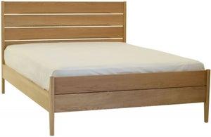 Ercol Rimini Oak Bed