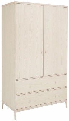 Ercol Salina 2 Door Wardrobe