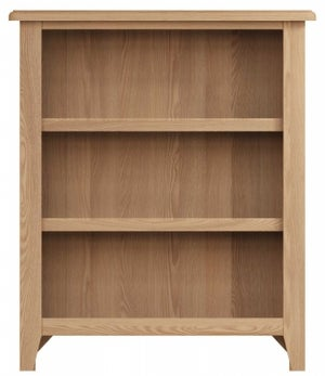 Eva Light Oak Bookcase