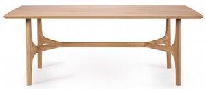 Ethnicraft Oak Nexus Rectangular Dining Table