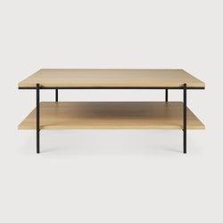 Ethnicraft Oak Rise 100cm Coffee Table