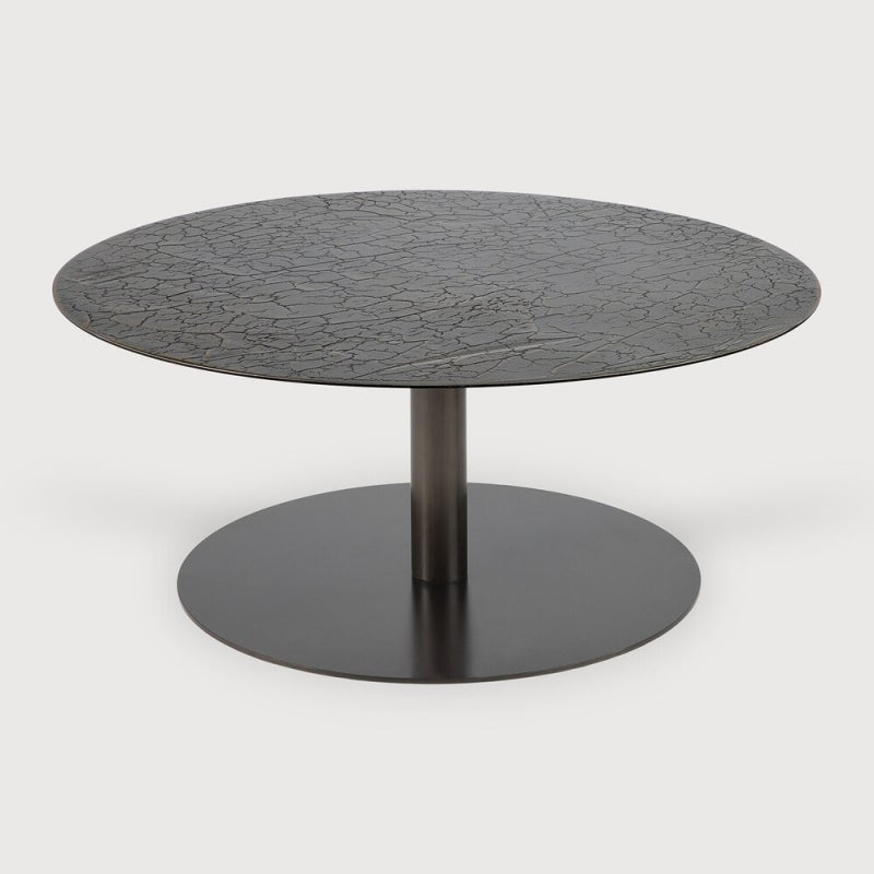 Ethnicraft Sphere Umber Large Coffee Table