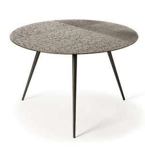 Ethnicraft Luna Linear Taupe Coffee Table