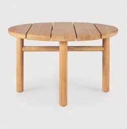 Ethnicraft Teak Quatro Outdoor Side Table