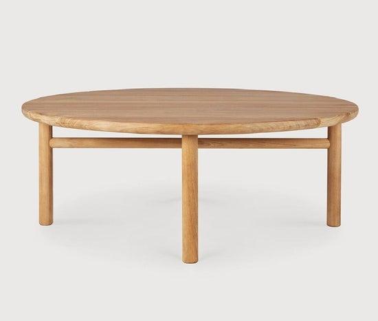 Ethnicraft Teak Quatro Large Outdoor Coffee Table