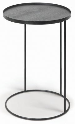 Notre Monde Small Round Tray Table