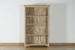 Toulouse Oak Bookcase