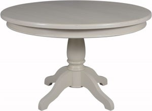 Versailles French Stoney Ground Painted Round Dining Table