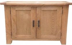 Hampshire Oak Cupboard