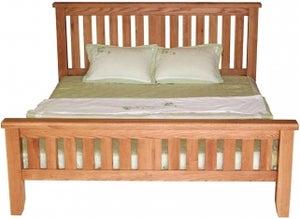 Hampshire Oak Bed