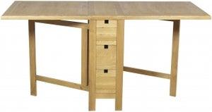 Hampshire Oak Gate Leg Dining Table