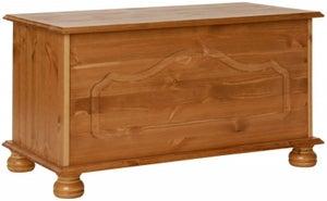 Copenhagen Pine Blanket Box