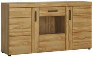 Cortina Grandson Oak Glazed Sideboard