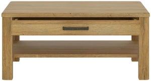 Cortina Grandson Oak Storage Coffee Table