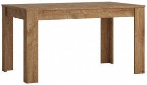 Fribo Oak Extending Dining Table
