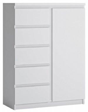 Fribo White Cabinet