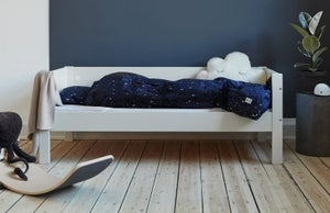Huxie White Day Bed