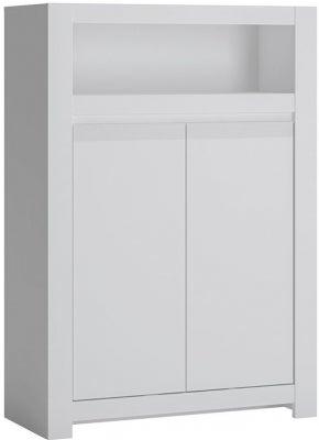 Novi Alpine White 2 Door Sideboard