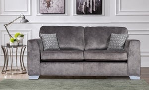 GFA Axton 3 Seater Fabric Sofa