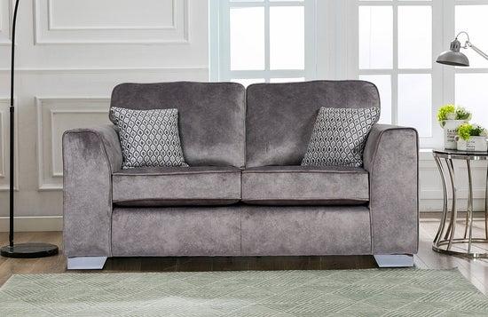 GFA Axton 2 Seater Fabric Sofa