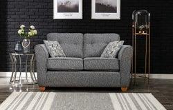 GFA Darcy 2 Seater Fabric Sofa