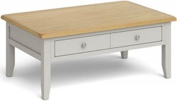 Global Home Guilford Painted Large Coffee Table