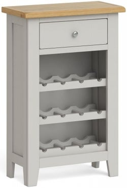 Global Home Guilford Painted Wine Rack