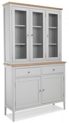 Almstead Grey Painted Dresser