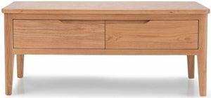 Asby Oak Storage Coffee Table