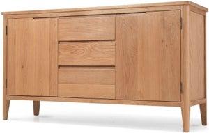 Asby Oak Large Sideboard